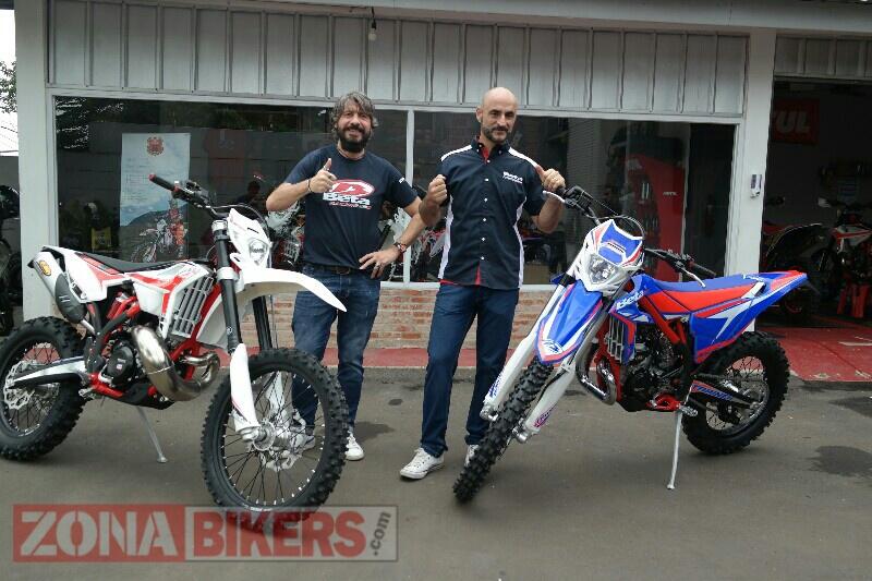 Beta Motorcycle's Indonesia