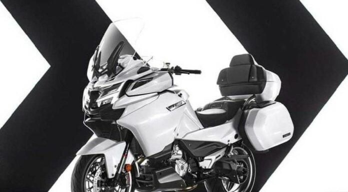 CF Moto 1250TR-G