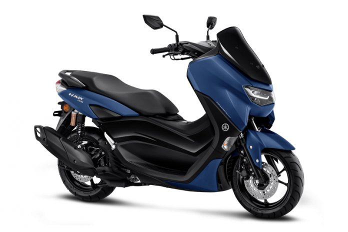 Yamaha Nmax 155 VVA Standard Upgrade